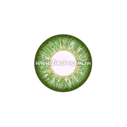 Цветные линзы EOS Luna Green Фото 3