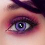 Цветные линзы EOS Fay Violet